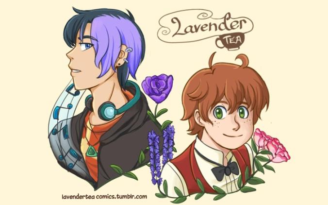 lavendertea