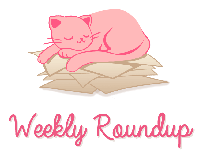 Weekly Roundup: July 12, 2019 | paper cat press