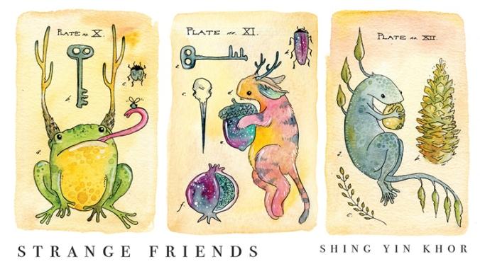 strangefriends