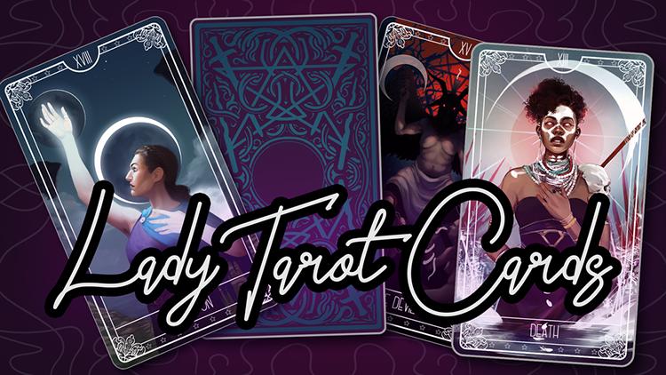 ladytarotcards