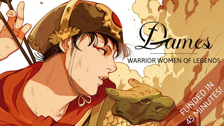 dameswarriorwomenlegend